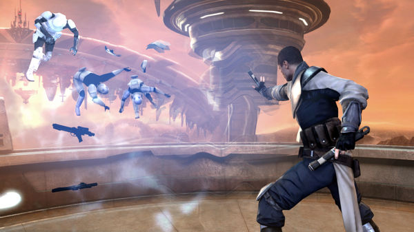 Star Wars The Force Unleashed II PC Full Version Screenshot 3
