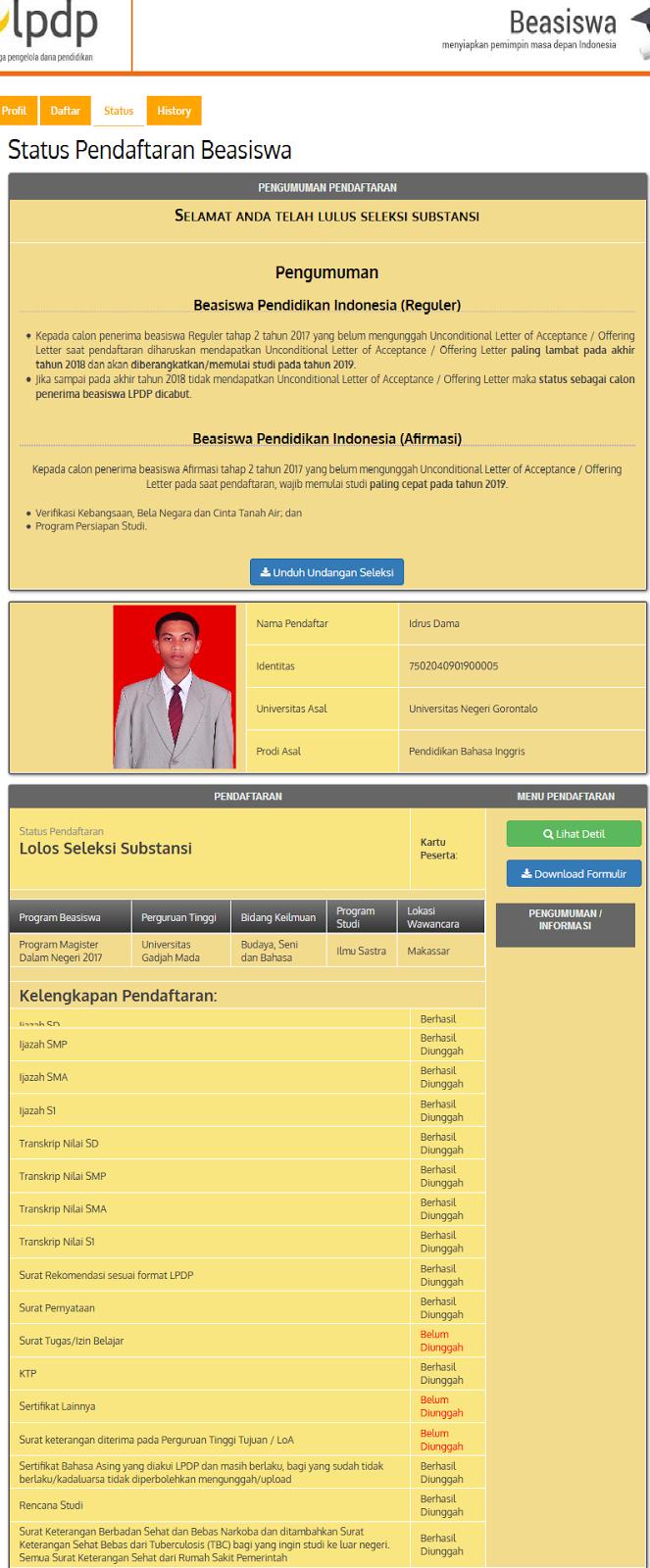Tips Lolos Beasiswa LPDP Terbaru 2019 2020 2021