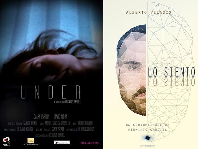 'Under' y 'Lo siento', los nuevos cortos de Herminio Cardiel en NotodoFilmFest