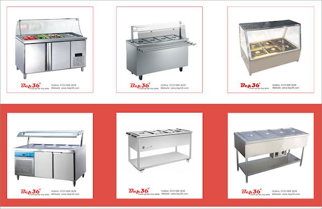 Mua tủ giữ nóng thức ăn, sử dụng và bảo quản đúng cách