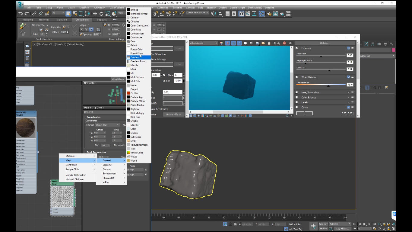 how to use vray in 3ds max
