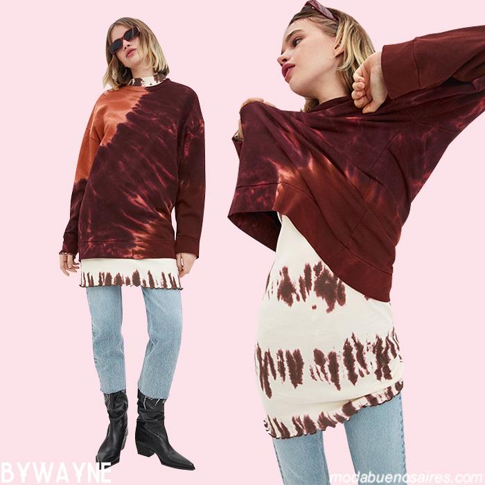 Ropa de moda urbana otoño invierno 2019. MOda otoño invierno 2019 mujer argentina Zara.
