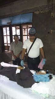 Opa Toni Warga Kaneyan Ditemukan Meninggal Di Saluran Air Sungai Ranowangko