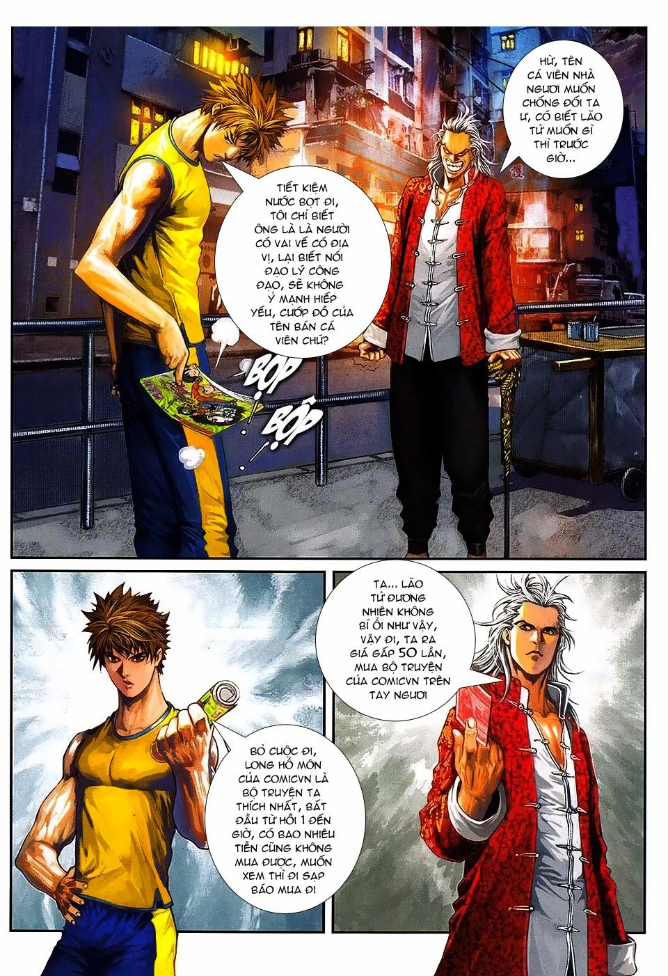 Quyền Đạo chapter 7 trang 13