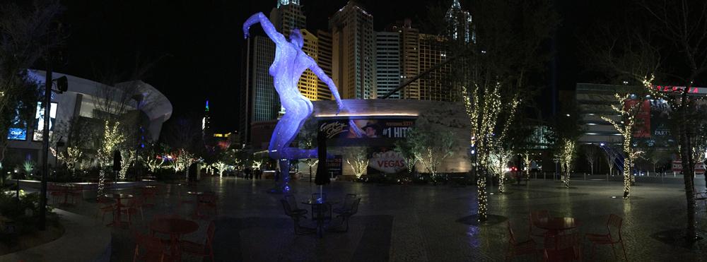Mitä Las Vegasista jäi käteen? 5