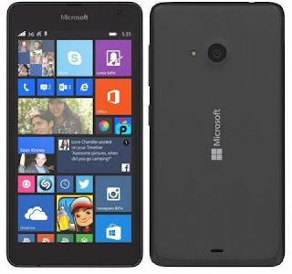 Microsoft Lumia 535 Flash File