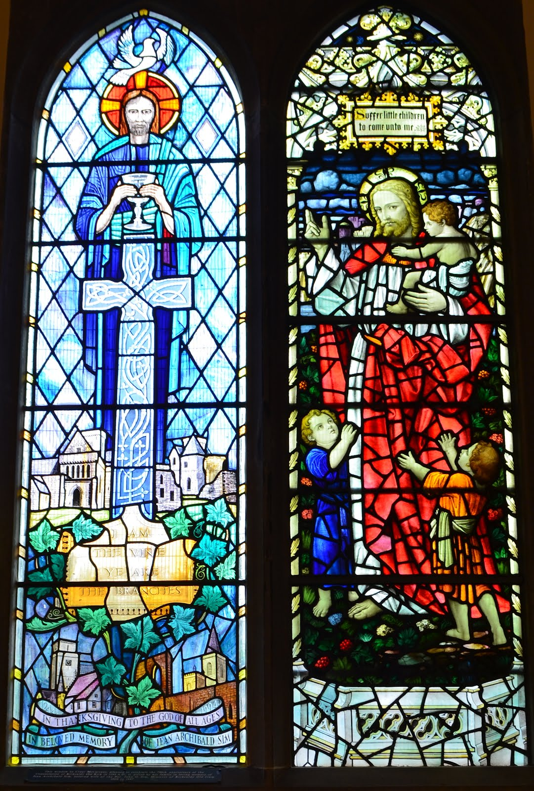 Stained Glass Windows – The New York Avenue Presbyterian ...   Stained Glass Windows
