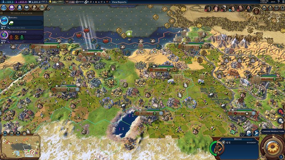Sid Meier's Civilization VI - Torrent