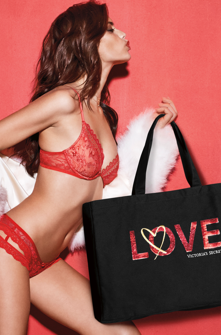 V-DAY ME-DAY AT VICTORIA SECRET