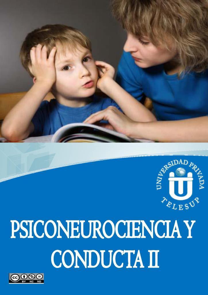 Psiconeurociencia y conducta II – TELESUP