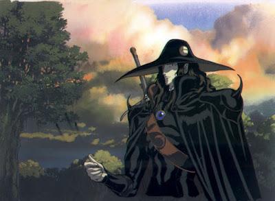 فيلم الانمي Vampire Hunter D مترجم عدة روابط