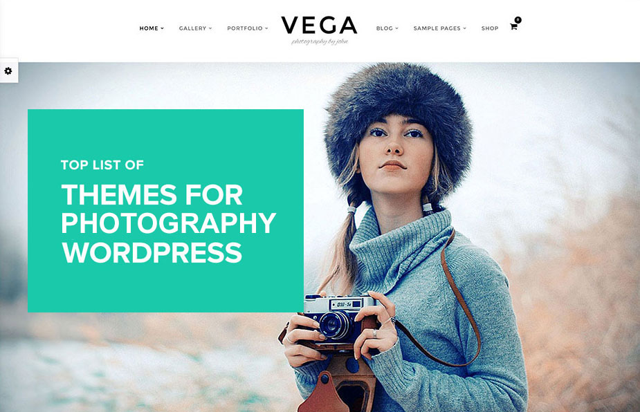 37 Amazing Wordpress Photography Themes for Photoblog 2016