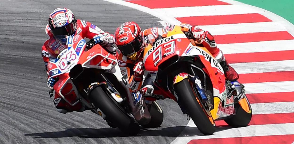 MOTOGP: in Ducati vogliono confermare Dovizioso e Lorenzo
