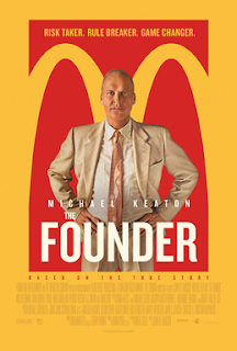 The Founder 2016 DVD and Blu ray Release Date