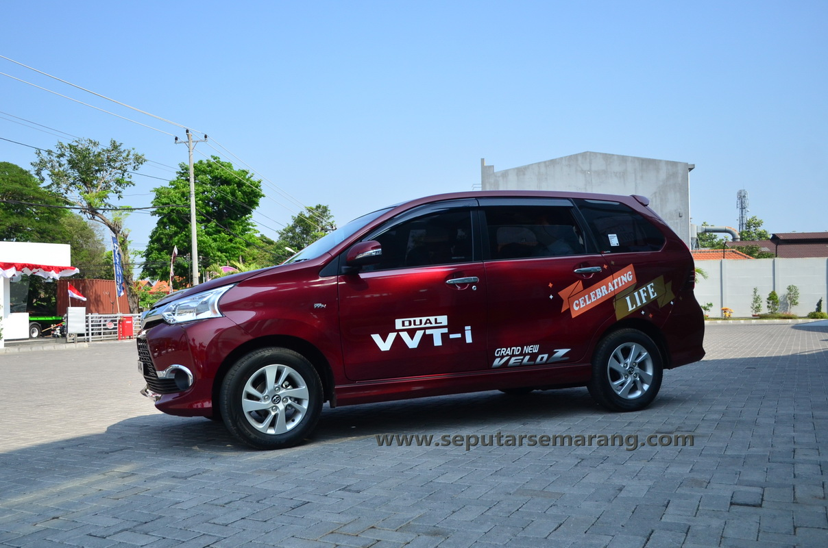 Toyota Grand New Veloz Price All Kijang Innova 2018 Semisena Avanza Dan Diluncurkan