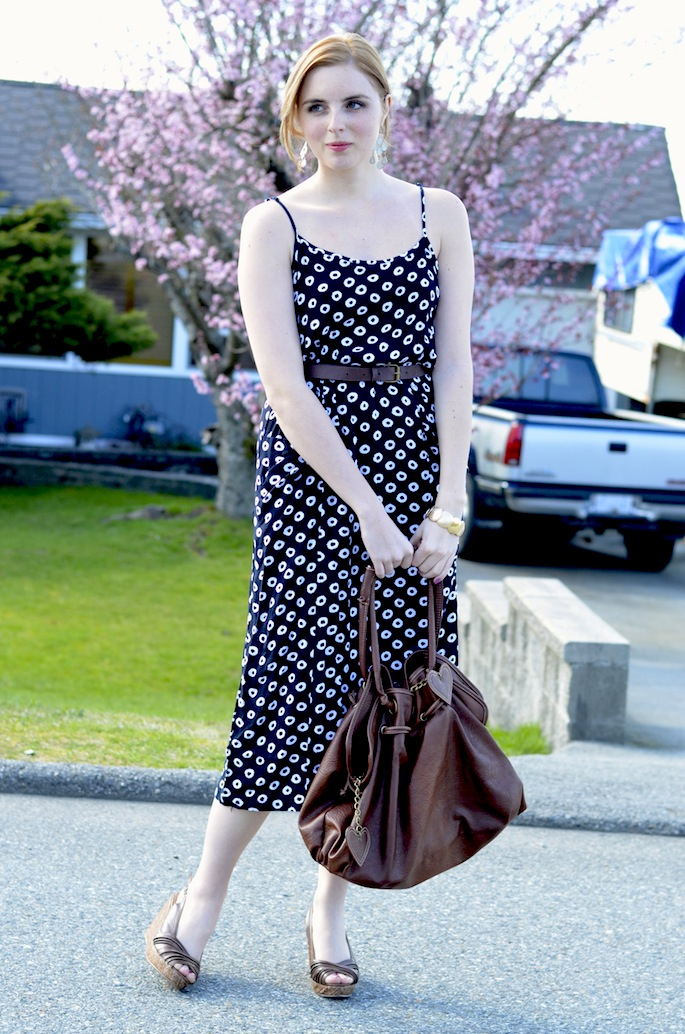 Cute Spring Style Outfit Idea