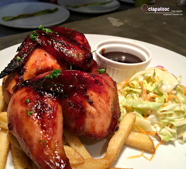 Barbecue Beer Can Chicken from Epic Boracay