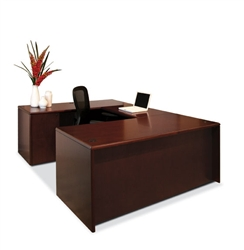 Margate U Shaped Executive Desk