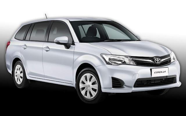 Toyota Corolla - carro mais vendido do mundo