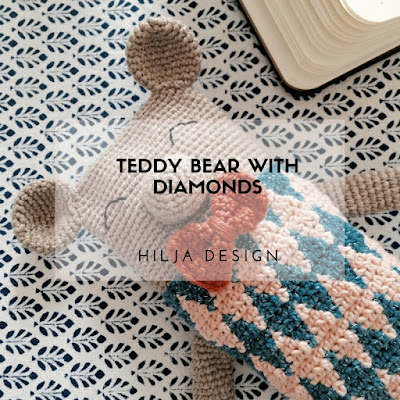 http://www.hiljadesign.fi/2017/04/teddy-bears-with-diamonds-pattern-now.html