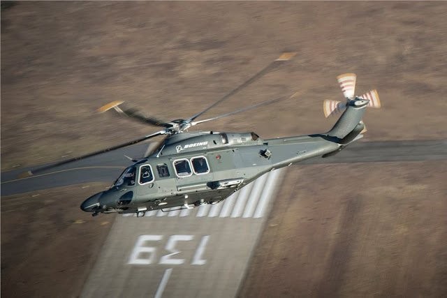 USAF selects MH-139 replace Huey
