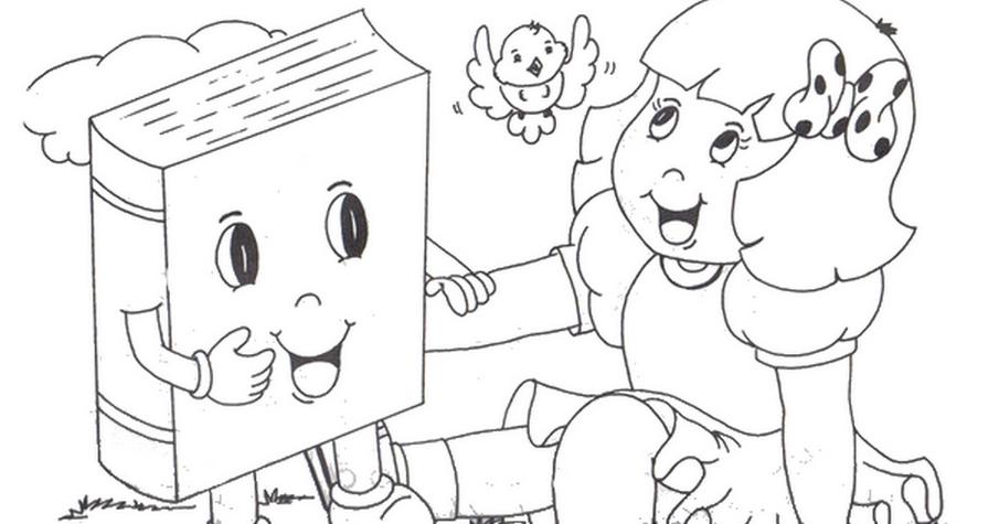 Dibujos Divertidos Para Colorear: Cuentos Leial: OS TRAIGO UN DIVERTIDO DIBUJO PARA COLOREAR