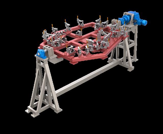 Система роботизированной сварки от DRAN Engineers