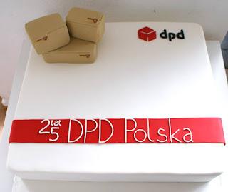 Torty firmowe:Klimekor Łódź, DPD, Lee, Tubądzin