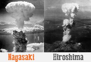 Resultado de imagem para hiroshima e nagasaki 2015
