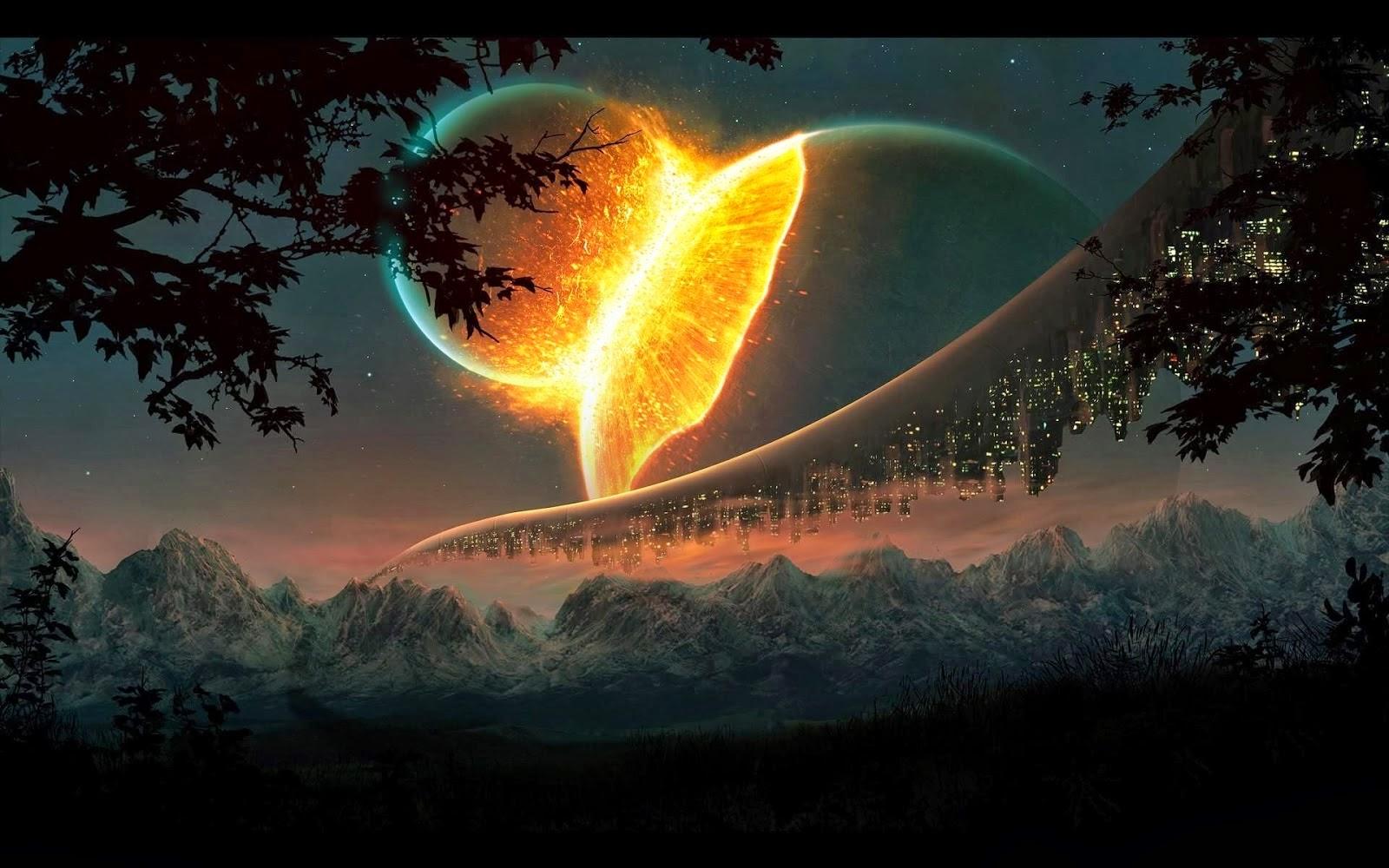 Amazing Planet Wallpaper HD 1080p