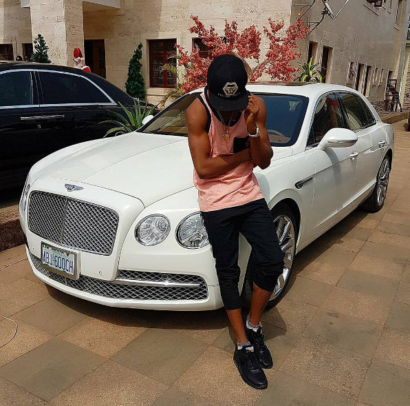 Humblesmith says his dream is to buy a 100 million naira Rolls Royce this year
