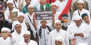 Warga Lampung turut hadir dalam aksi 212 di Monas
