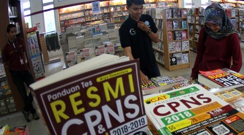 Download Kumpulan Soal Tes CPNS 2018