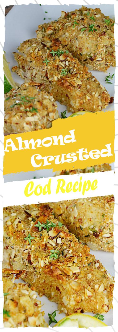 Almond Crusted Cod Recipe