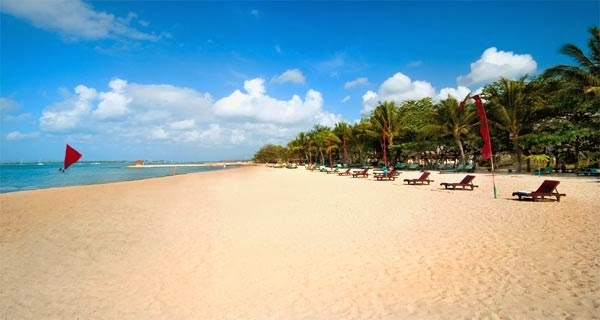 Pantai Sanur Pesona Sunrise Di Kota Denpasar