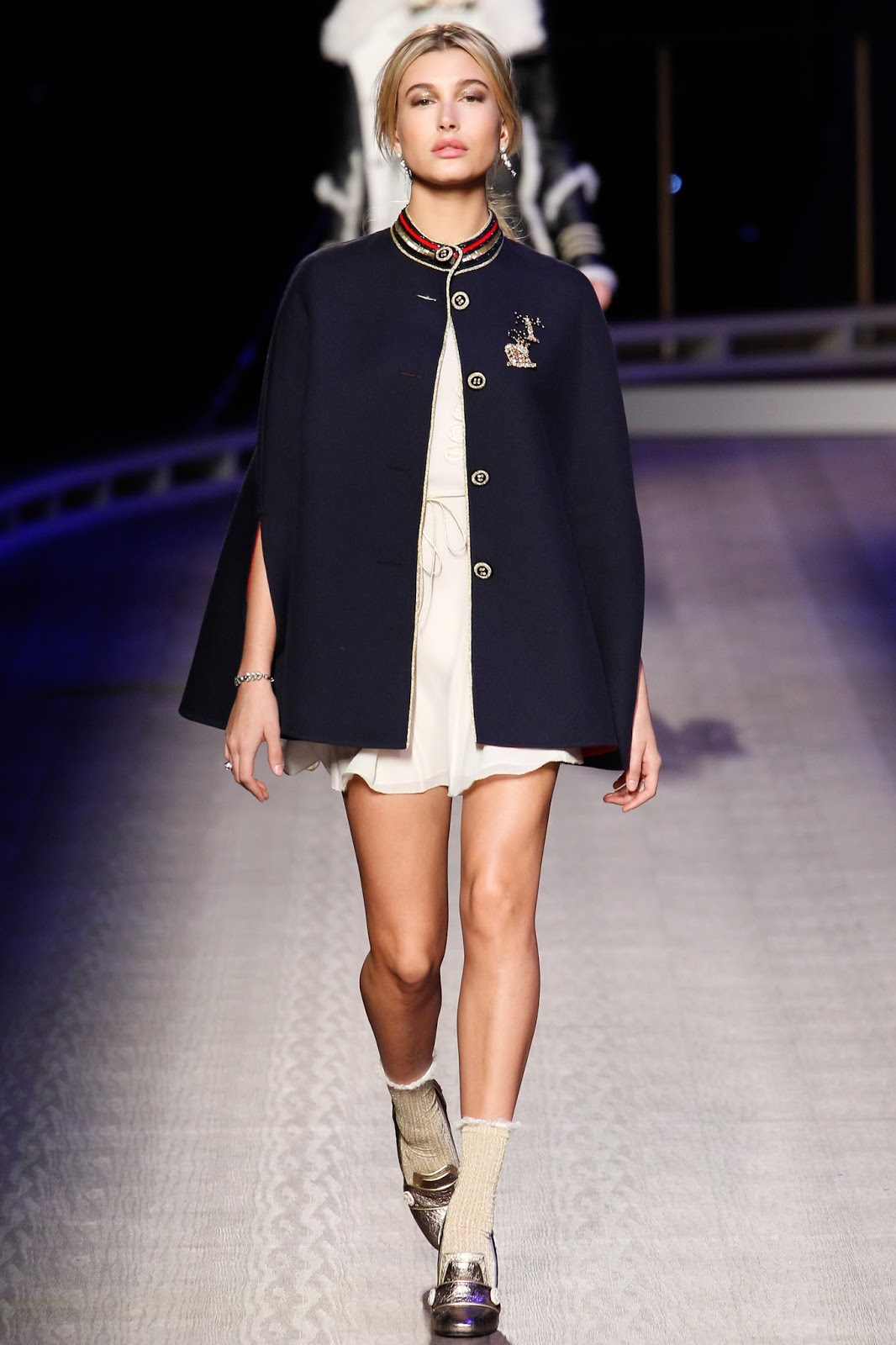Tommy hilfiger fall winter new york visual optimism fashion editorials shows - Tommy hilfiger show ...