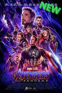 فيلم المنتقمون: نهاية اللعبة |2019| Avengers: Endgame