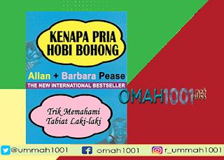 E-Book : Kenapa Pria Hobi Berbohong, Omah1001.net