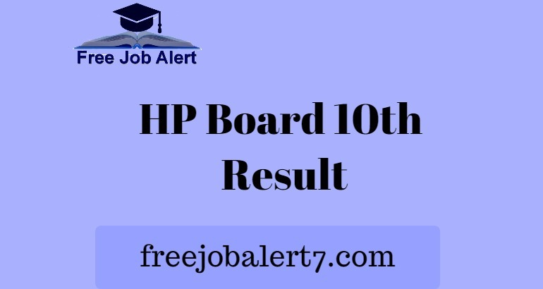 HP Board 10th Result 2019, HPBOSE 10th Class Result 2019, hpbose.org