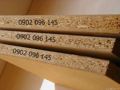 Báo giá gỗ công nghiệp mới cập nhật của Trần Lai (Gỗ Ghép, Ván MDF, Ván MFC)