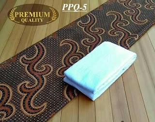 Batik printing corak cerah tradisional jawa murah