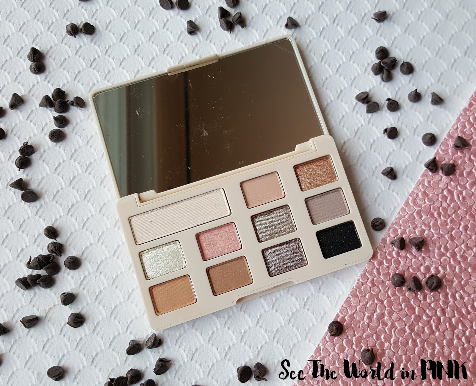 Too Faced White Chocolate Chip Palette - Swatches and Review