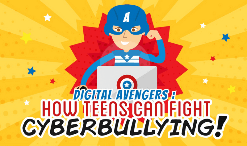 Digital Avengers: Teens Fight Cyberbullying
