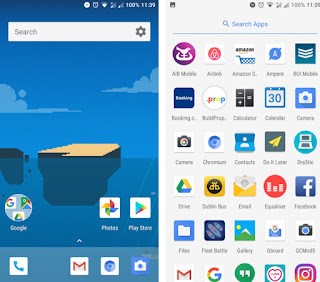 how to install android one launcher