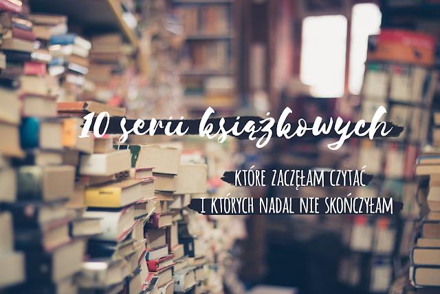 Wiedźmowa głowologia, recenzje książek, serie książkowe