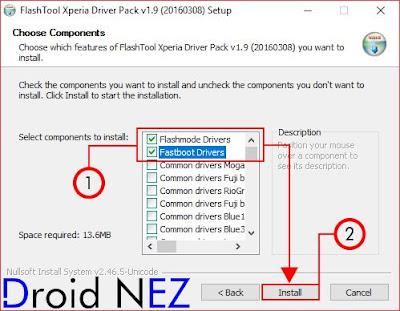 Tutorial Cara Menginstal Flashtool Dan Usb Driver Untuk Flashing Sony Xperia