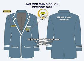 JAS ALMAMATER MPK MAN 3 SOLOK
