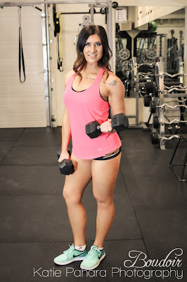Katie Pahara Fitness Photography Lethbridge AB