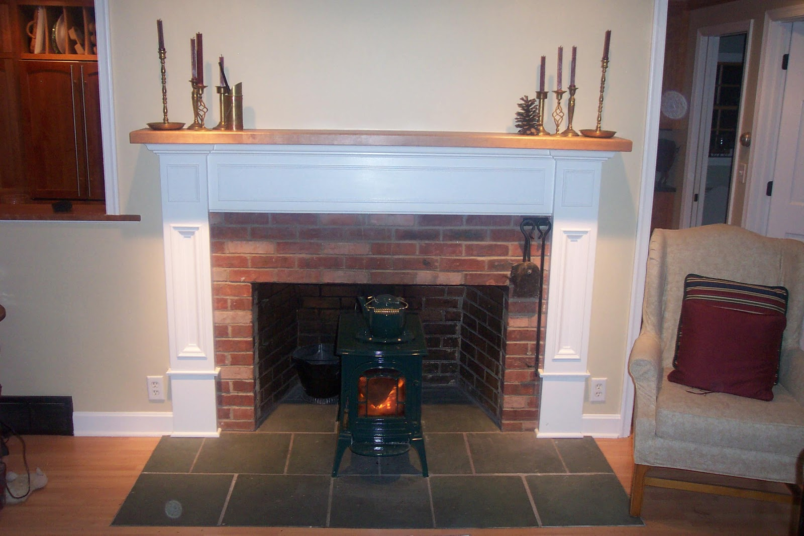 Live with what you love decorating your fireplace with concrete back into the fireplace thing when you want to decorate your fireplace with mantels you actually can choose much style of mantels teraionfo