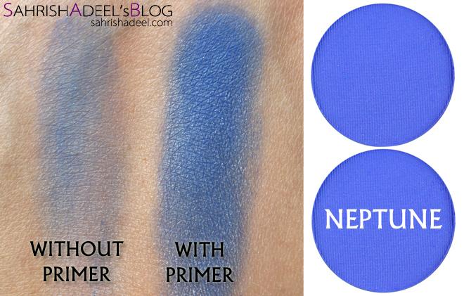 Makeup Geek Pressed Eyeshadows - Neptune